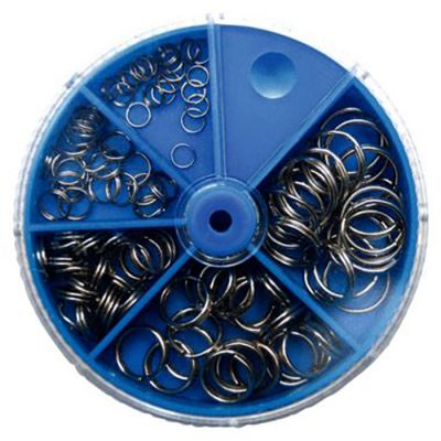 Zebco Split Ring Assortment