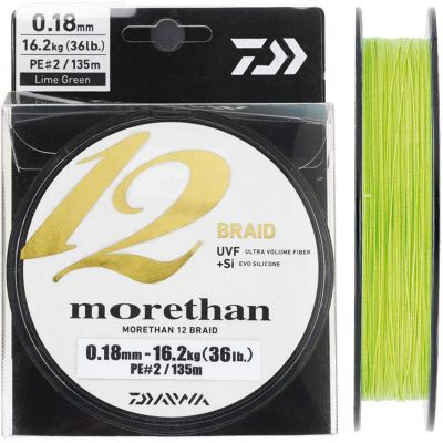 Daiwa 12 Braid - Morethan