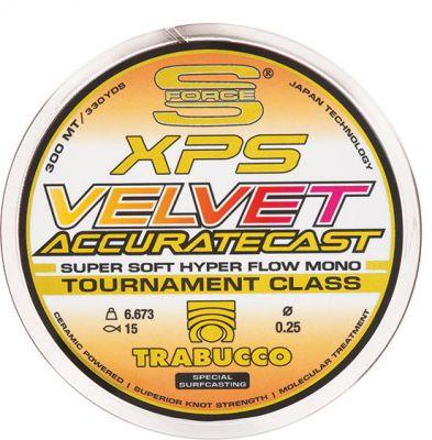 Trabucco Velvet Accurate Cast