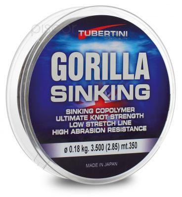 Tubertini Gorilla Sinking 650 m
