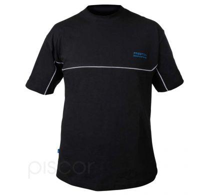 Preston T-Shirt DF Black
