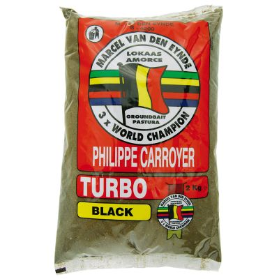 Van Den Eynde Turbo Gardons Black
