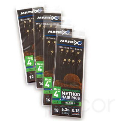 Matrix Feeder Rigger Hair Rigs