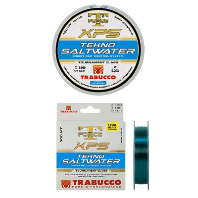 Trabucco T-Force XPS Tekno Saltwater