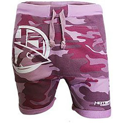 Hotspot Design Pantaloncini Pink Camo
