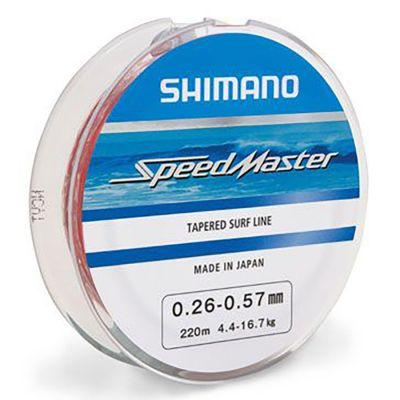 Shimano Speedmaster Tapered Surf Line