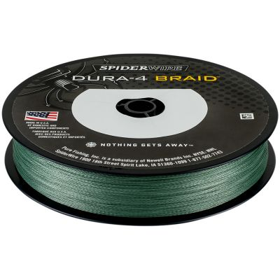 Spiderwire Dura 4 Green