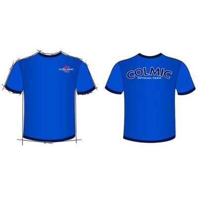 Colmic T-shirt Colmic Blue