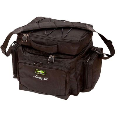 Quantum Mr Pike Carryall + Freezer Bag