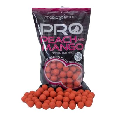 Starbaits Probio Boilies Peach + Mango