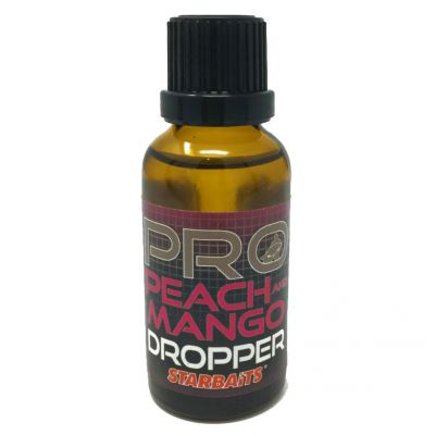 Starbaits Probio Dropper Peach + Mango
