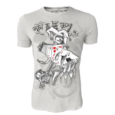 Hotspot Design T-shirt Big Game-Draw in the Deck