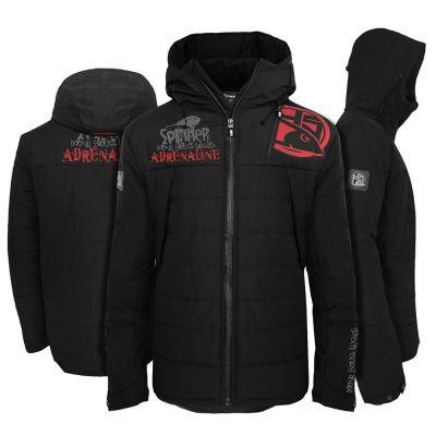 Hotspot Design Zipped jacket Spinner Adrenaline
