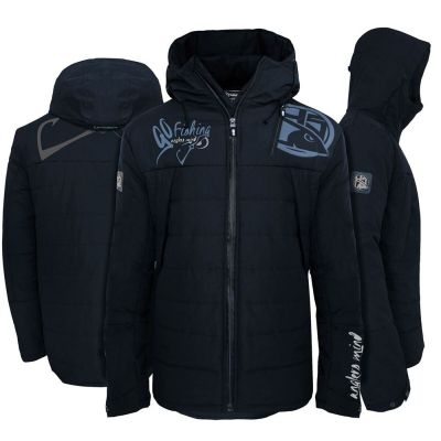 Hotspot Design Zipped jacket Go Fishing