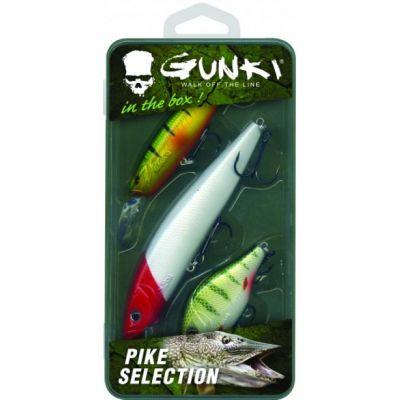 Gunki Box Pike Collection