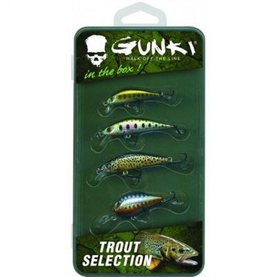 Gunki Box Trout Selection