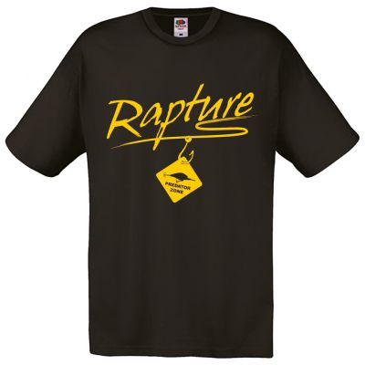 Rapture Predator Zone T-shirt Graphite
