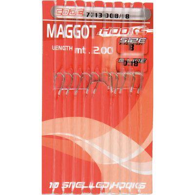 Lineaeffe Maggot Hooks
