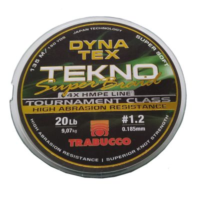 Trabucco Dyna -Tex Tekno Super Braid