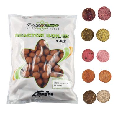 Reactor Baits Boilies Ready Made