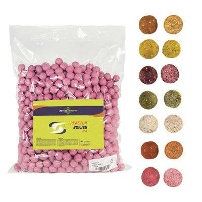 Reactor Baits Reactor Boilies Eco Pack