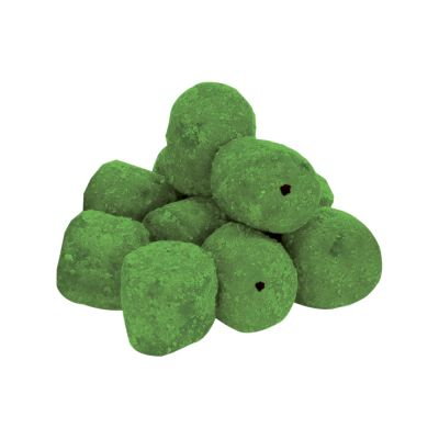 Reactor Baits Hole Pellet 999 Fish Green Fluo