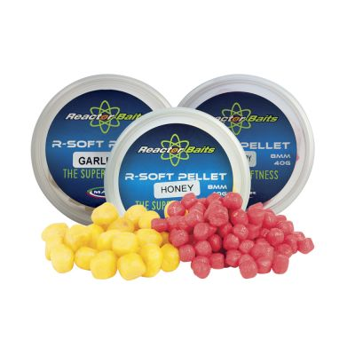 Reactor Baits Pellet R-Soft Floating Version