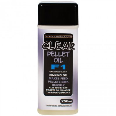 Sonubaits Clear Pellet Oil