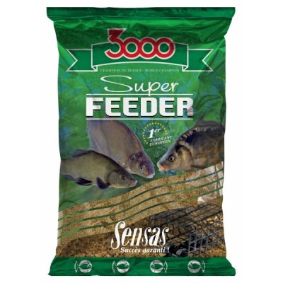 Sensas Pastura 3000 Super Feeder River Black