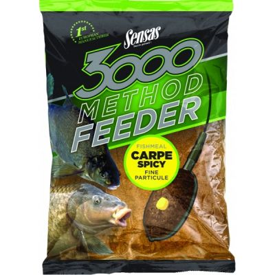 Sensas 3000 Method Carp Spicy