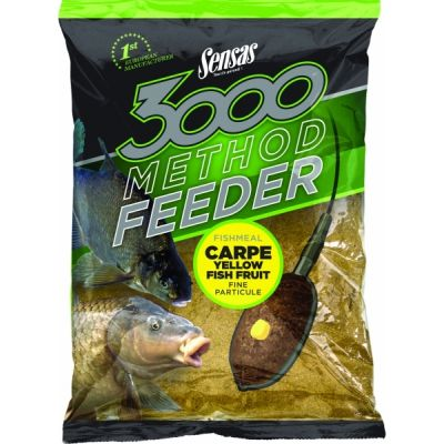Sensas Pastura 3000 Method Carp Yellow