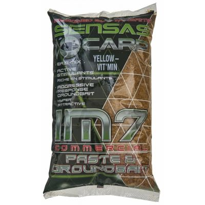 Sensas IM7 Groundbait Yellow-Vit