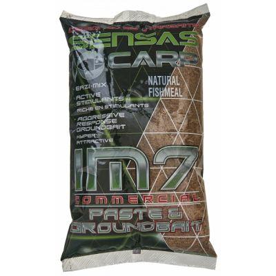 Sensas IM7 Groundbait Natural Fishmeal