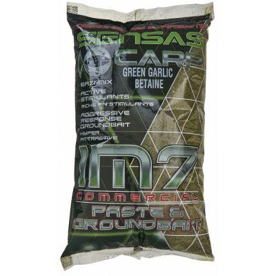 Sensas IM7 Groundbait Green Garlic Betaine
