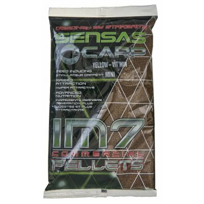 Sensas IM7 Pellets Extrudes Yellow - Vit