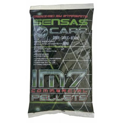 Sensas IM7 Pellets Extrudes Green Garlic-Betaine