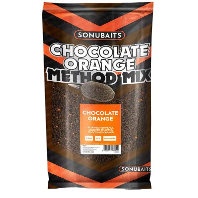 Sonubaits Chocolate Orange Method Mix
