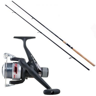 Lineaeffe Kit da Pesca Feeder Canna Ts Extrema Picker  2.70 m 40 g + Mulinello Jade Line 3000 Imbobinato