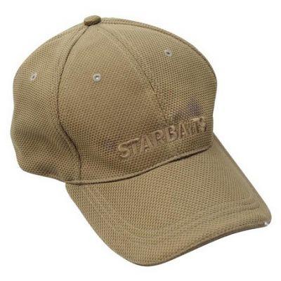 Starbaits Khaki Mesh Cap