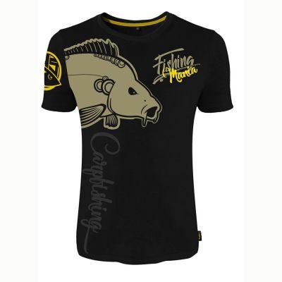 Hotspot Design T Shirt Fishing Mania Carpfishing