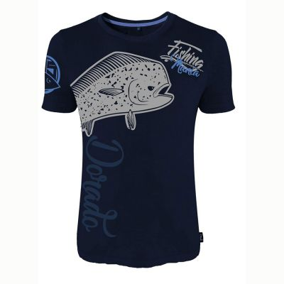Hotspot Design T Shirt Fishing Mania Dorado