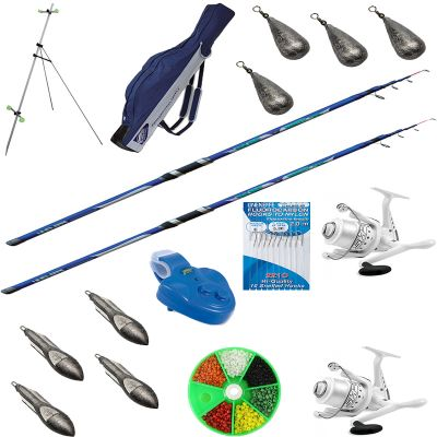 Lineaeffe Combo n 2 Top One per il Surfcasting in Super Offerta