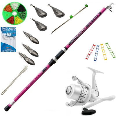 Lineaeffe Combo n 4 Top One per il Surfcasting in Super Offerta