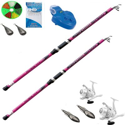 Lineaeffe Combo n 5 Top One per il Surfcasting in Super Offerta