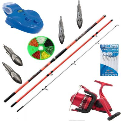 Lineaeffe Combo n 8 Top One per il Surfcasting in Super Offerta
