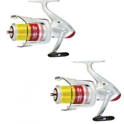 Trabucco 2 Avalon Surfcast 6500 Rosso