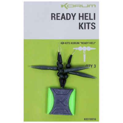 Korum Ready Heli Kits