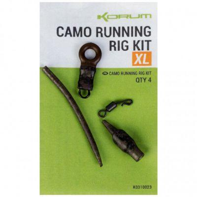 Korum Camo Running Rig Kit XL