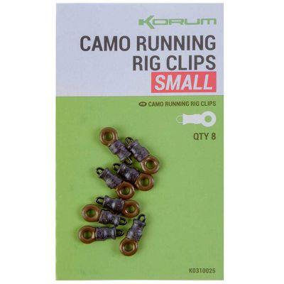 Korum Running Rig Clips Small