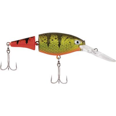 Berkley Flicker Shad Jointed Fire Tail